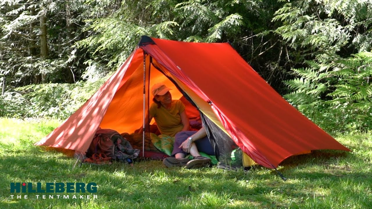 Best Backpacking Tents 2020.Hilleberg Anaris New For 2020
