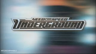 Need For Speed Underground 1 - Intro & All Cutscenes
