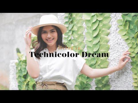 Living in Technicolor Dream (Banananina Summer 2020)