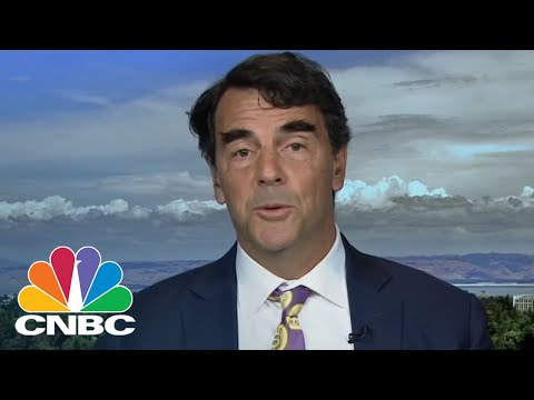 Venture Capitalist Tim Draper: Bitcoin Is The Most Secure Place To Put Your Money | CNBC