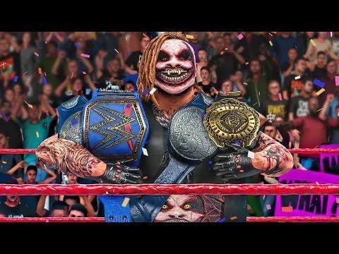 THE FIEND WYATT SNATCHES ALL THE CHAMPIONSHIP BELTS! | WWE 2K20 Universe Mods