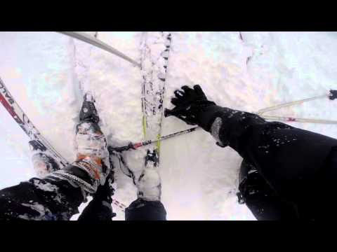 Learn to ski with RARL Day 1 Andorra