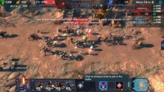 Art of War:  Red Tides★ Open Beta ★ GAMEPLAY ★ GEFORCE 1070