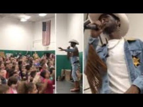 Eric White - Lil Nas X is for the children!