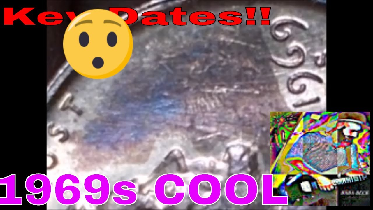 The Accidental Millionaire 18.8 | 1969 s  Video |  Difference  Colorful  Cool!!