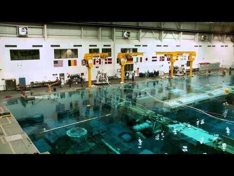 The Neutral Buoyancy Lab - We're Open for Business!