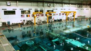 The Neutral Buoyancy Lab - We