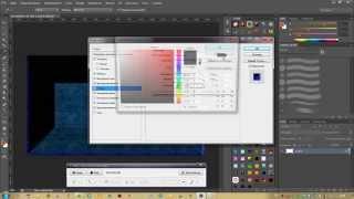 Урок фотошопа в CS6 создаём стили