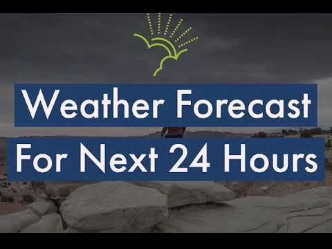 Pakistan Weather Forecast For Next 24 Hours