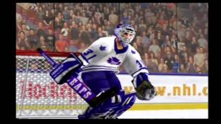 NHL 2001 Playoffs Quarterfinal Game 1 Ottawa Senators vs Toronto Maple Leafs