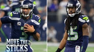 Can the Seahawks Make a Deep Playoff Run? | Move the Sticks | NFL