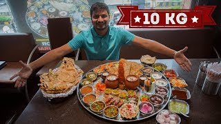 Biggest Eating Challenge in India | Amazing Indian Food