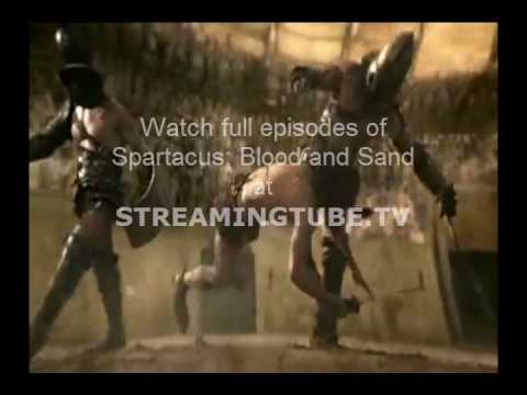 Spartacus: Blood and Sand (2010) Episode Season HQ HD