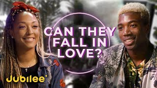2 Musicians Perform For Each Other On A Blind Date