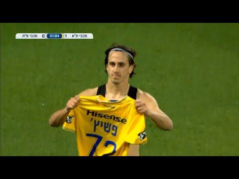Maccabi Tel Aviv Maccabi Petach Tikva Goals And Highlights