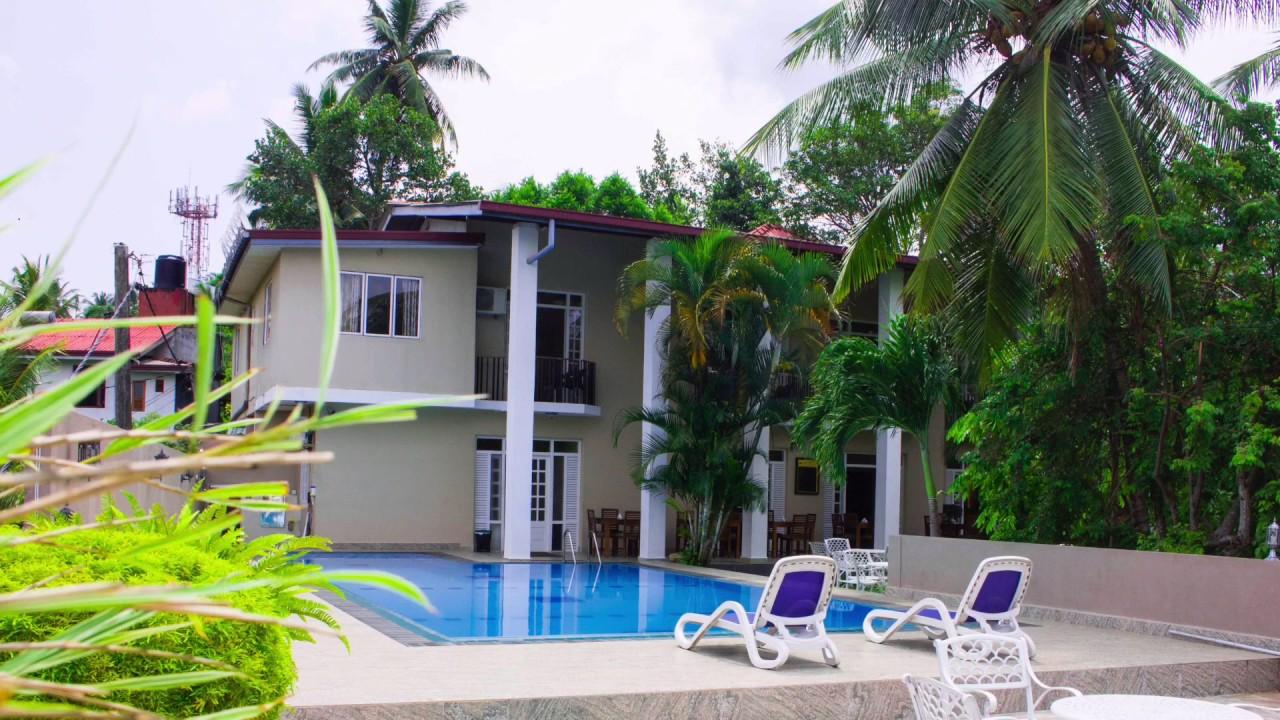 Seven Eleven Hotel Thalawathua Colombo