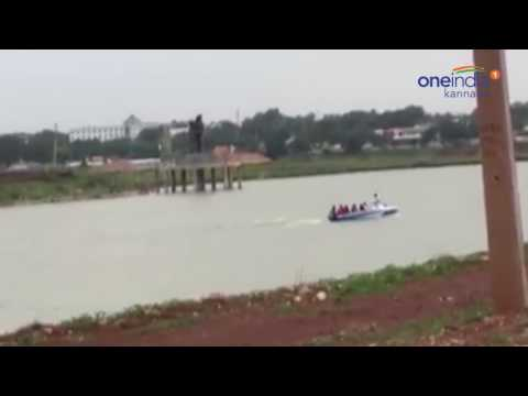 Gadag- Bhishma Lake get Boating Facility