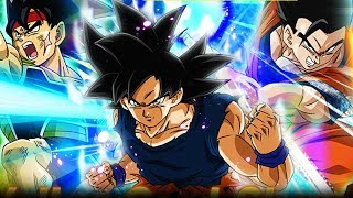 INSANE NEW YELLOW CARDS! Dragon Ball Super Card Game Colossal Warfare - Series 4