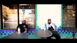 Смотреть клип Freeway & The Jacka Ft. Blahk Jesus & Rydah J Klyde - Gun Language