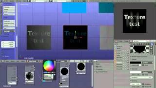 Old Blender/B4W node tutorial. Старый туториал по нодам в Blender/B4W