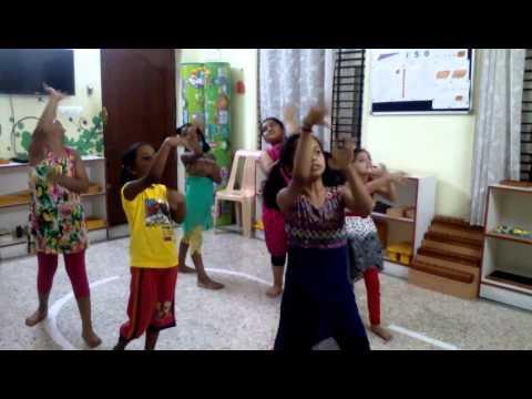 creative kids bollywood dance