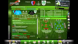 Let´s Play Goalunited Part 34 (Aufstiegskurs hält an/Bessere Transfers in Pinneberg)