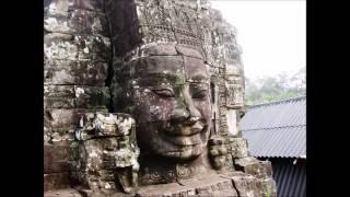 POEMS (PART 10)-  SMILE OF ANGKOR, CAMBODIA!/ NỤ CƯỜI ANGKOR