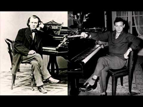 Brahms - Variations on a Theme of Paganini, Op.35