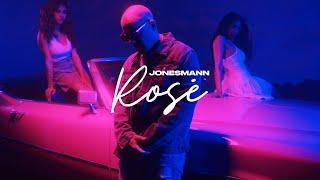 JONESMANN - ROSÉ (prod by JOHNNY PEPP & CAID) [Official Video]