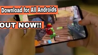 Fortnite is here (Apk + Obb) Download FORTNITE for Android from here / All Mobiles
