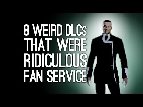 8 DLCs That Were Ridiculous Fanservice and We Loved It