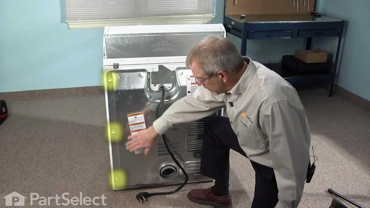 Maytag Dryer Wiring Diagram Dryer Repair Replacing The Thermal Cut Off Kit Whirlpool