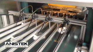 Aluminium food tray production plant