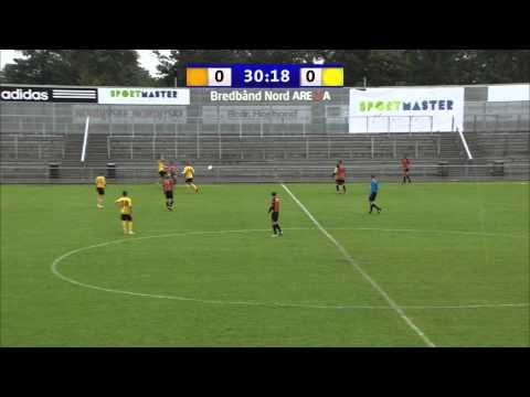 Dana Cup 2015 A-finale  -  B15 Gimletroll IK - Sandefjord BK