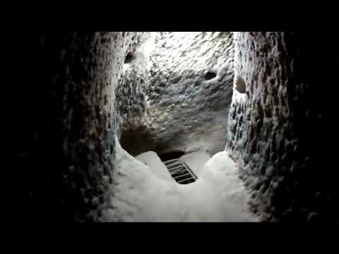 Это не просто пещера - это подземный город «Саратлы» и я заблудилась