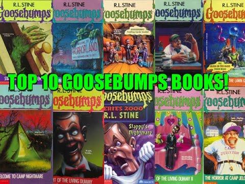 Rl stine book report