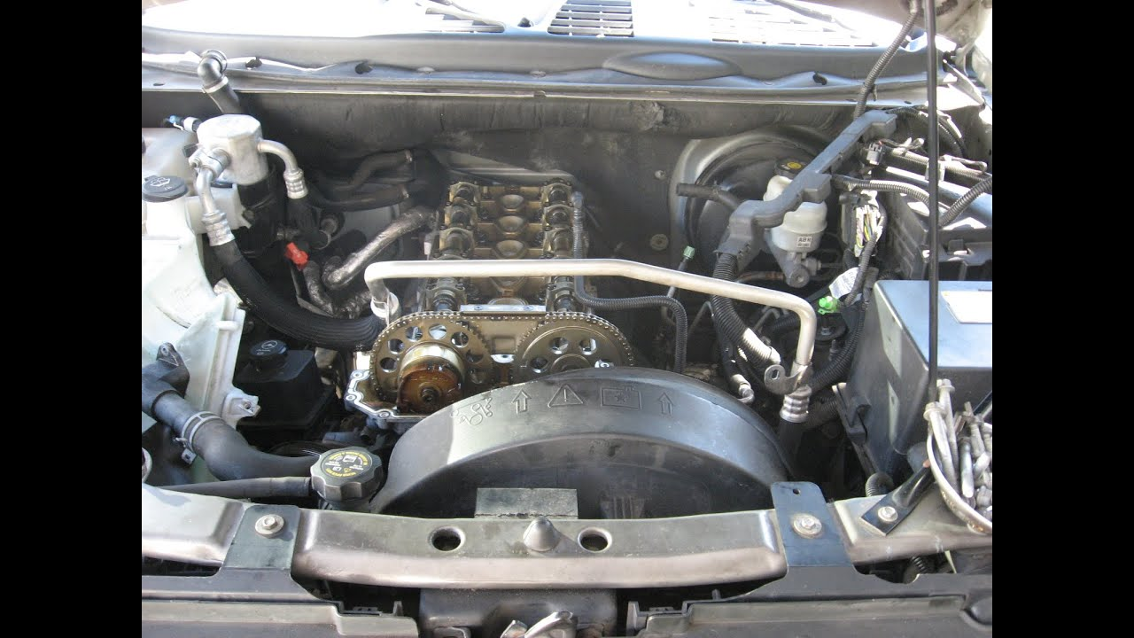 chevy trailblazer engine diagram chevrolet trailblazer valve job part 1 teardown 2004 chevrolet trailblazer engine diagram questions