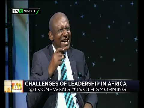 This Morning Feb. 6th 2018 | Challenges of leadership in Africa