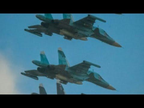 عقوبات أمريكية على الصين لشرائها مقاتلات ومعدات عسكرية روسية  - نشر قبل 49 دقيقة