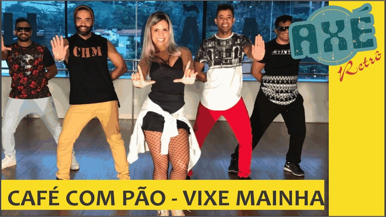 vixe mainha cafe com pao