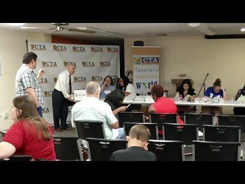 PM Orlando - OC Teachers Reject Contract - Podcast 7-30-19