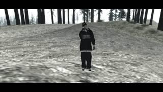 Brick Bazuka - Иностранный рай (GTA Клип) (2013)