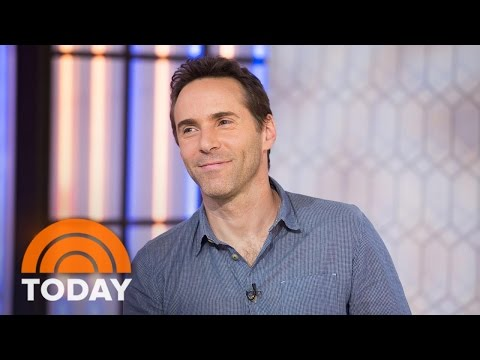 Alessandro Nivola On Playing Bernie Madoff's Son Mark In 'Wizard Of Lies'  TODAY