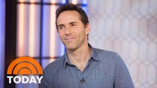 Alessandro nivola on playing bernie madoff's son mark in 'wizard of lies' | today