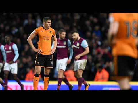 Disappointed Coady On Villa Defeat