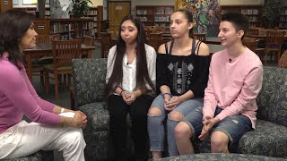 Teens speak up about disturbing rise in suicide attempts