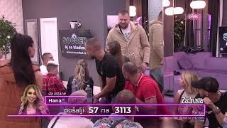 Zadruga 4 - Susret Tomovića i Janjuša, potkačio Natašu i Anju - 10.10.2020.