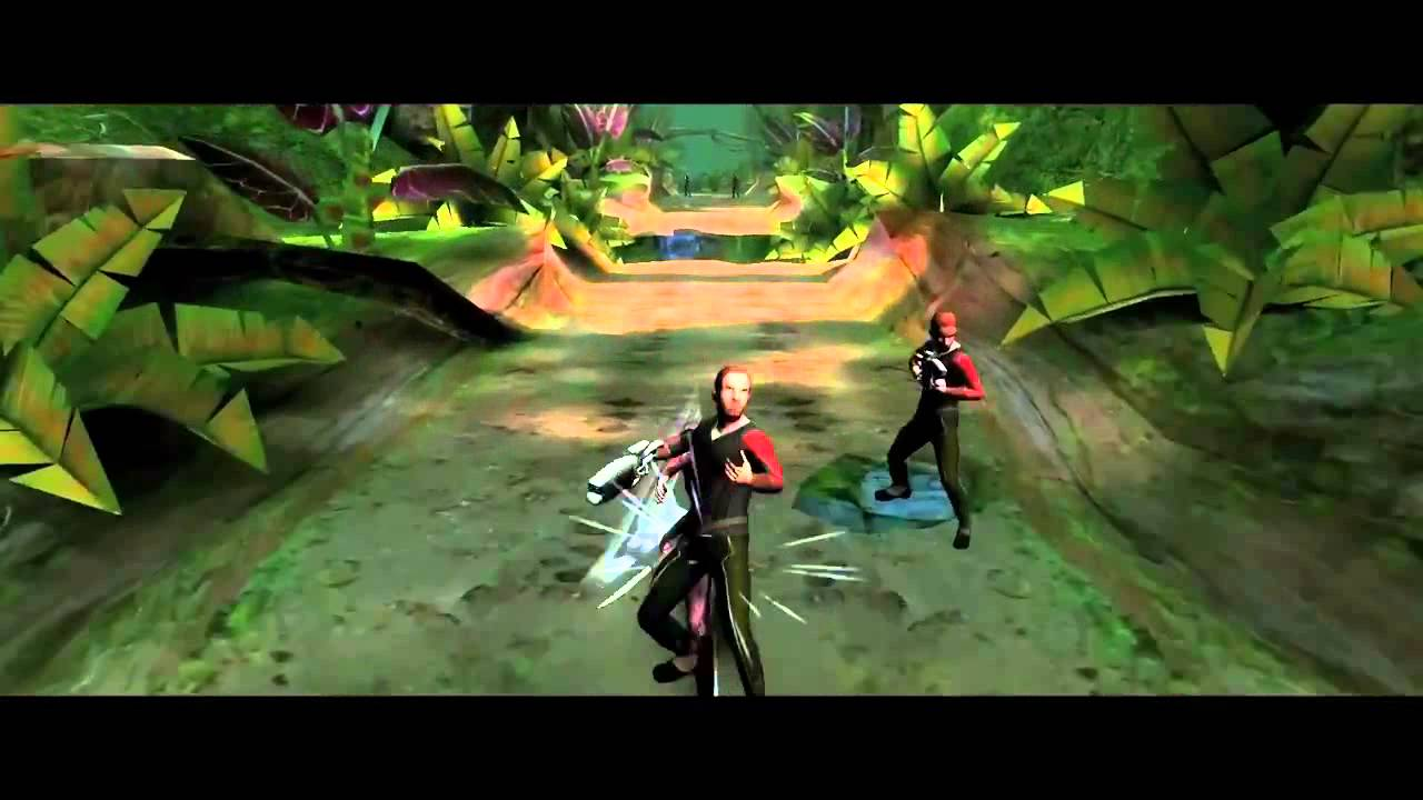 After Earth: The Mobile Game Teaser Trailer (Summer 2013)