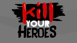 AWOLNATION - Kill Your Heroes (Lyric Video)
