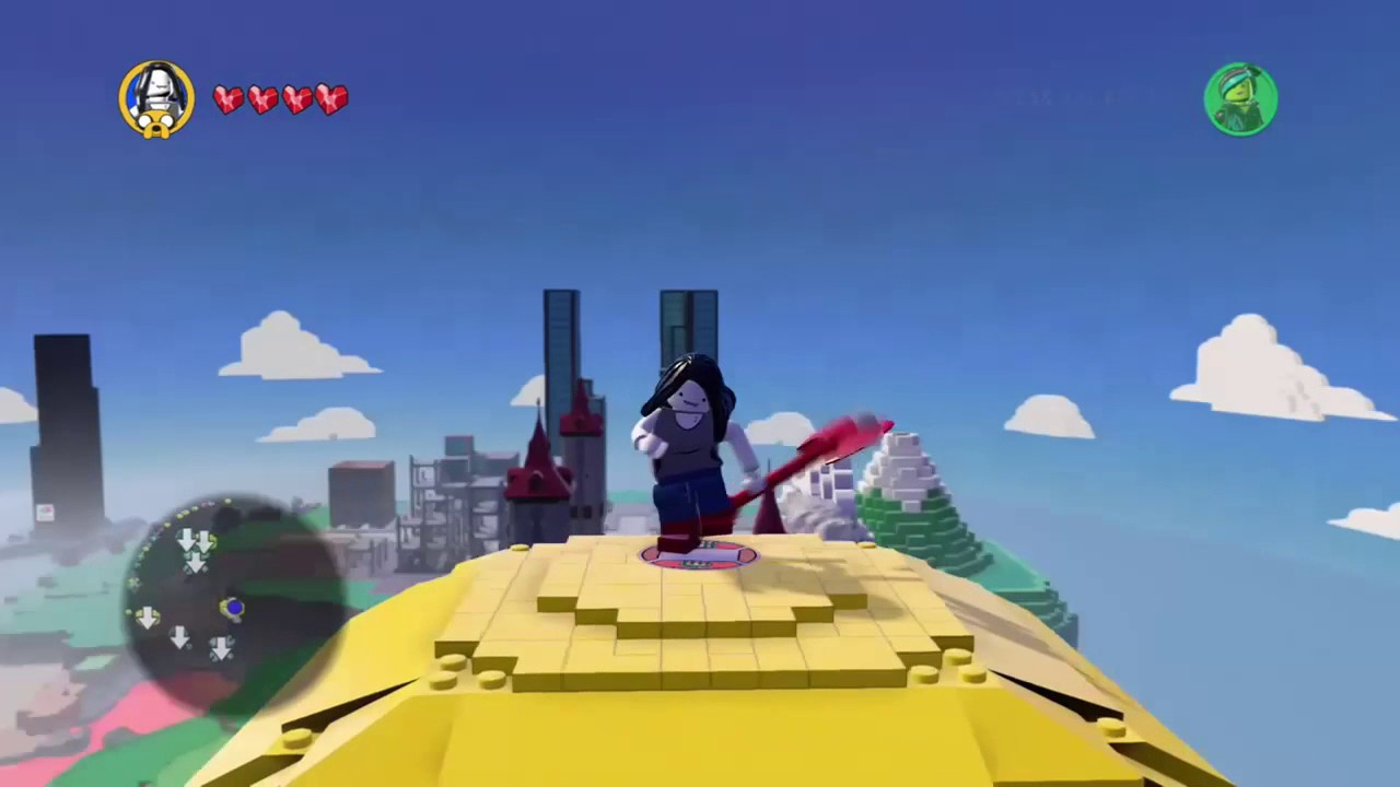 Download lego dimensions: MARCELINE DANCE PARTY! [cool masters 188🎮]